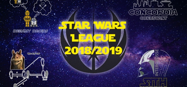 Star Wars League 2018/19 - Ergebnisse