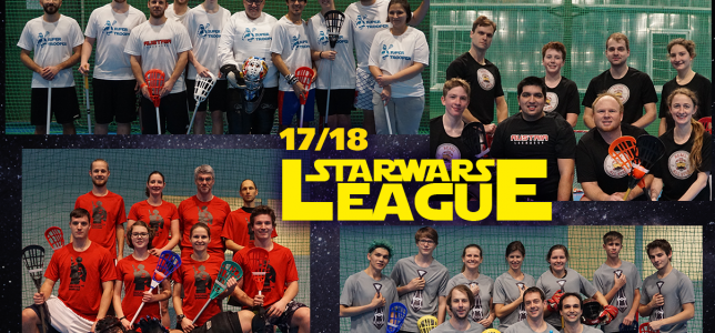 Star Wars Liga 2017/18
